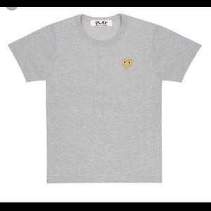 Comme des garçons playtime grey T-Shirt S